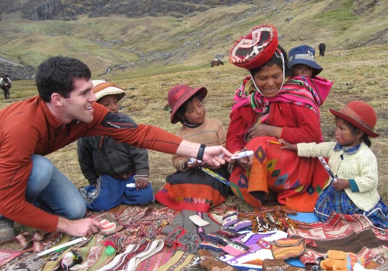 Bolivia CFHI Particpant
