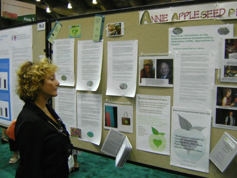 We show posters - about our national educational conferences