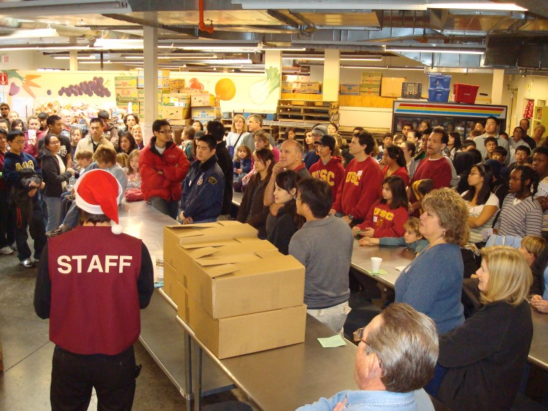 Volunteers: Holidays