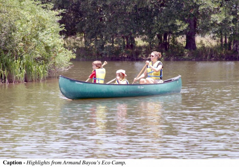 EcoCamp Canoes