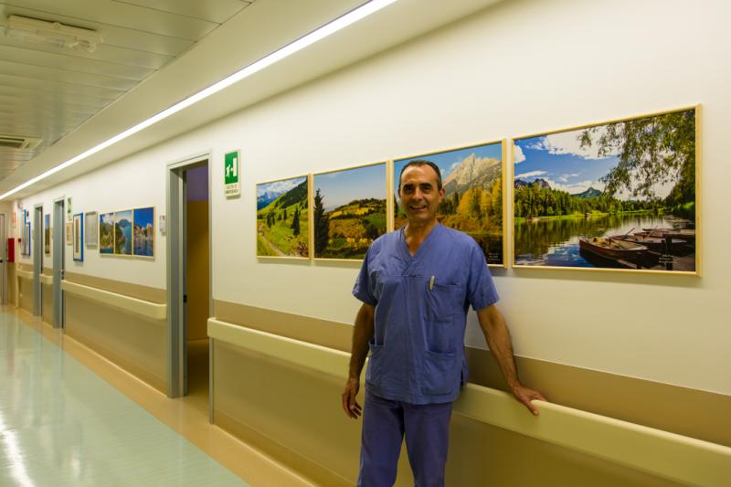 Radiology Dept. Careggi Hospital, Florence, Italy