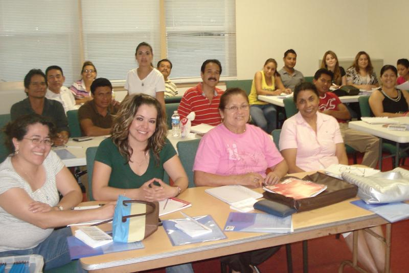 Join us for GED or ESL Classes!