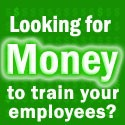 The WCF Employed Worker Training Awards program may help pay for employer training costs.