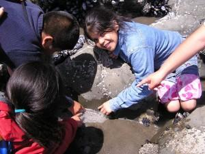 Outdoor learning through Eco Education