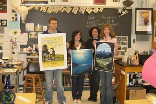 Environmental Poster Winners