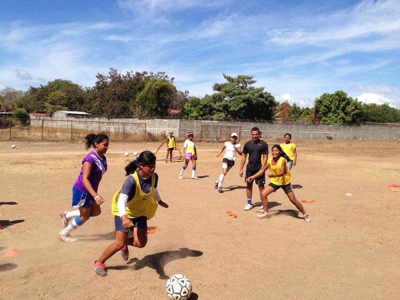 TEAM Camp at SWB Granada, Nicaragua