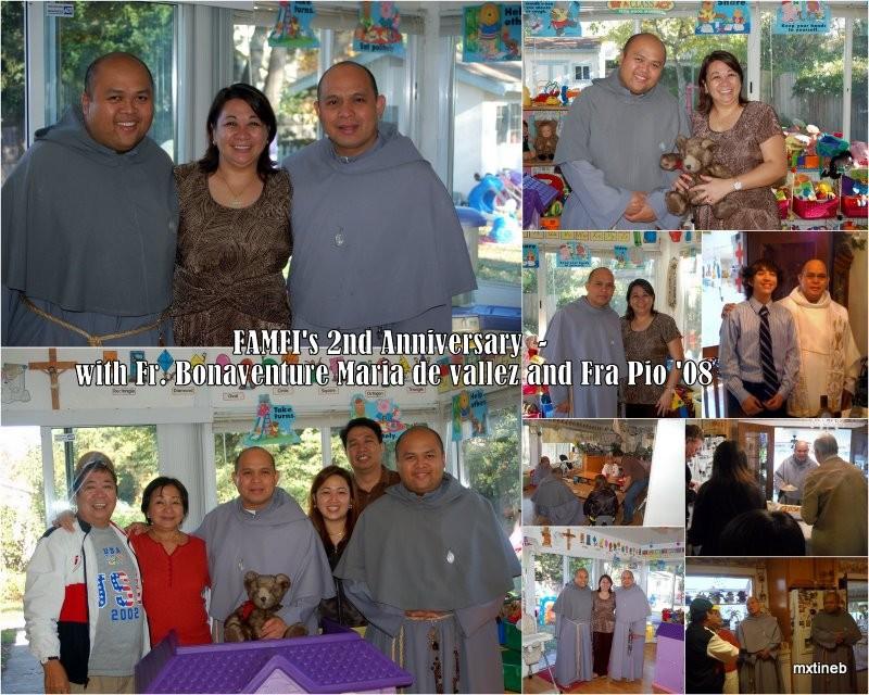 FAMFI's 2nd Anniversary , Napa, CA 11-23-08