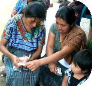Empowering women from Guatemala