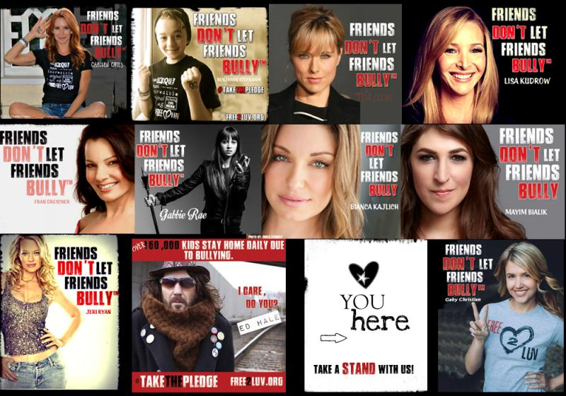 Join these celebrities and let your voice be heard! Join us http://free2luv.org/print-your-sign/