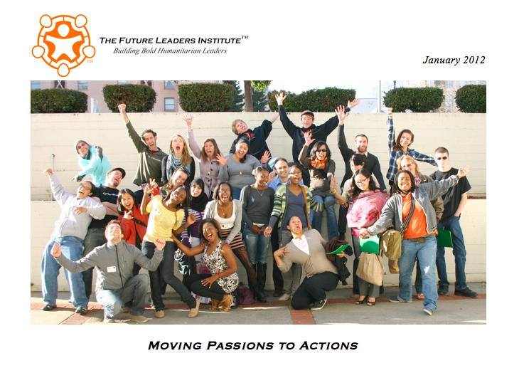 Moving Passions to Actions