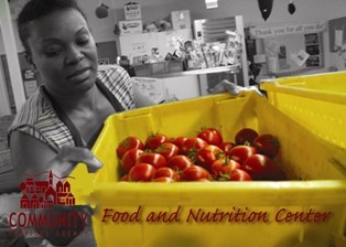 Fresh Produce at the Food & Nutrition Center