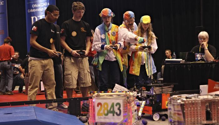 FIRST Tech Challenge (FTC) - Grades 7-12