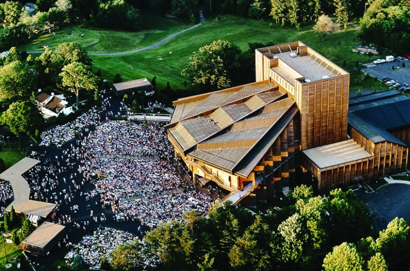 The Filene Center at Wolf Trap