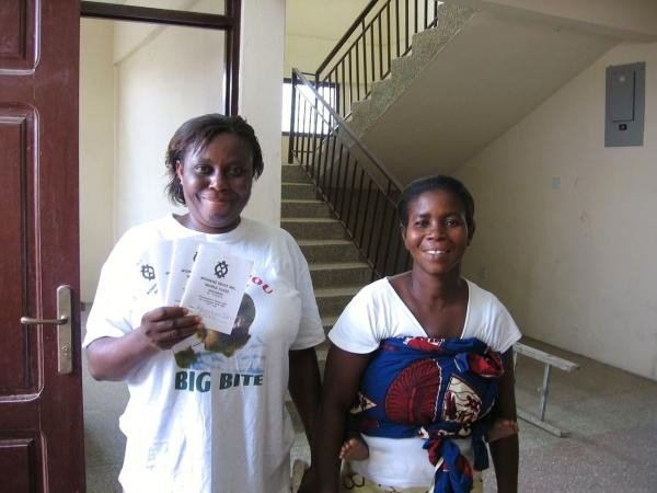First Loan Clients, March 2007