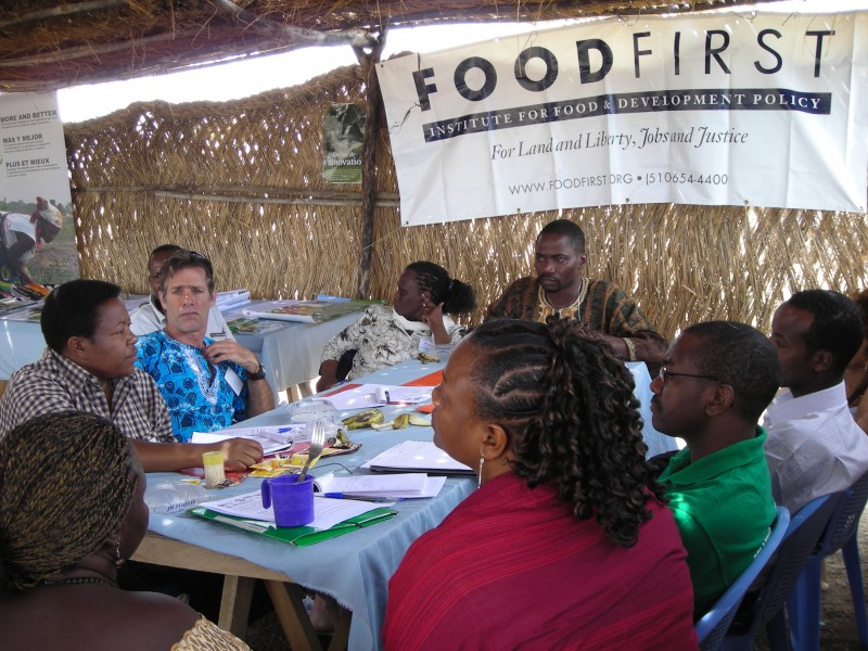 Food First Mali Conference on Agroecological Alternatives to the Green Revolution