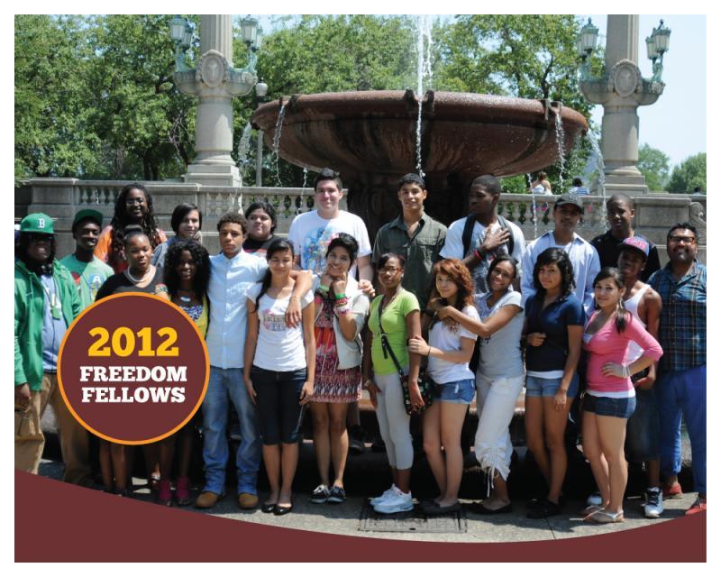 2012 Chicago Freedom Fellows