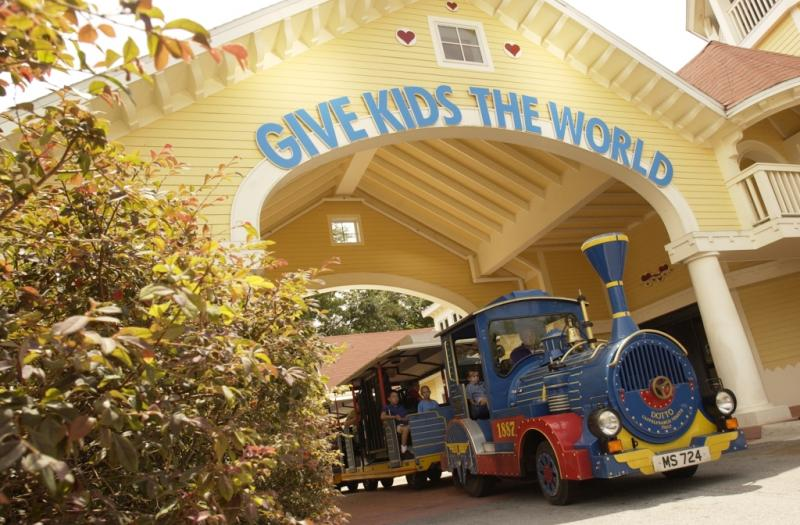 GKTW provides weeklong, cost-free vacations to kids with life-threatening illnesses & their families