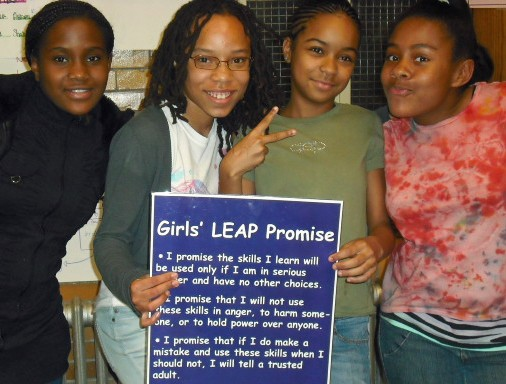 Girls' LEAP Promise