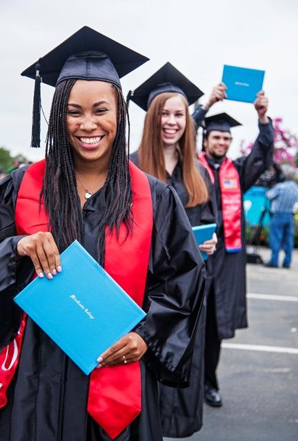 More students, ready for their next academic journey, and MiraCosta College Foundation is proud to see them continue on.
