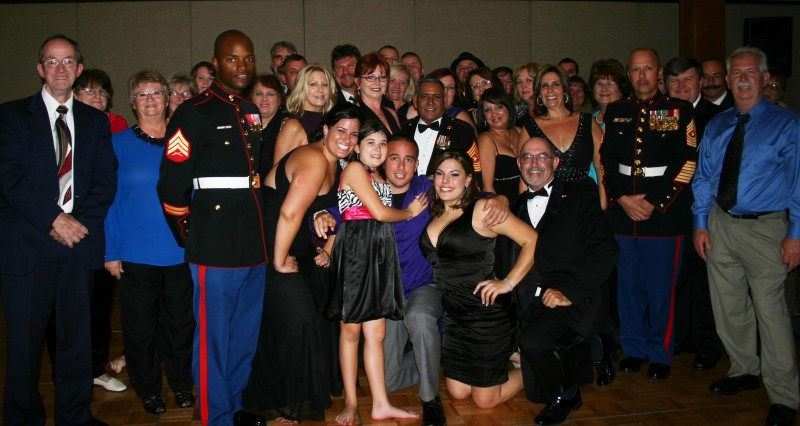Marine Family Birthday Ball 2009