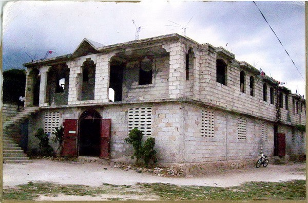 Haiti orphanage before earthquake