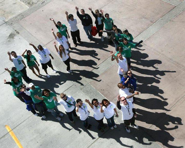 CVDF Volunteers Have Heart!