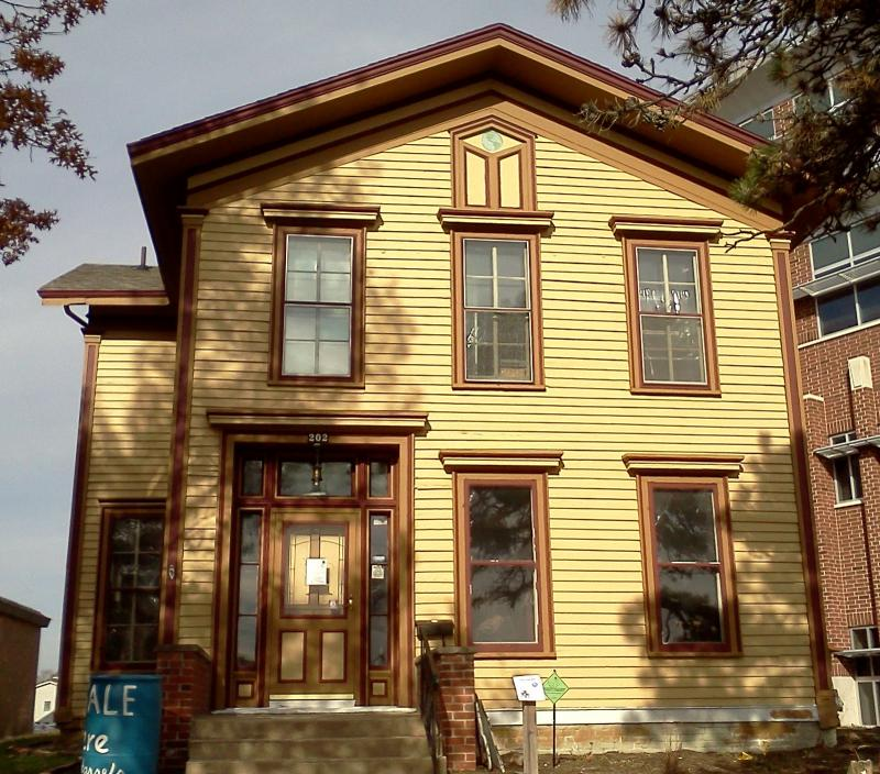 The EAC's geothermal-retrofitted 1860's Hewett House