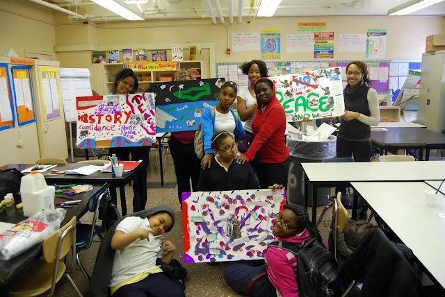 Teaching History Through Art At Public Schools