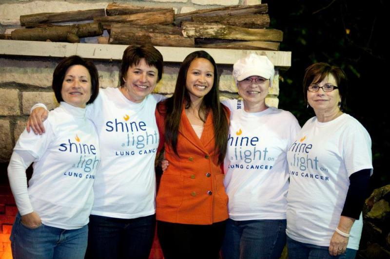 National Shine A LIght on Lung Cancer Vigil