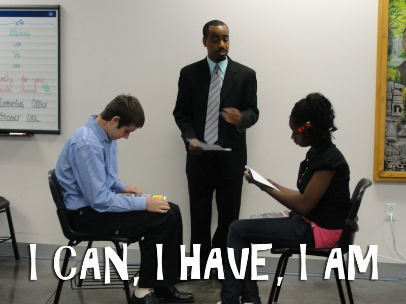 Teaching interview skills