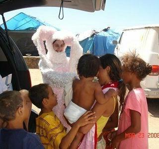 Project Hawaii Easter Outreach
