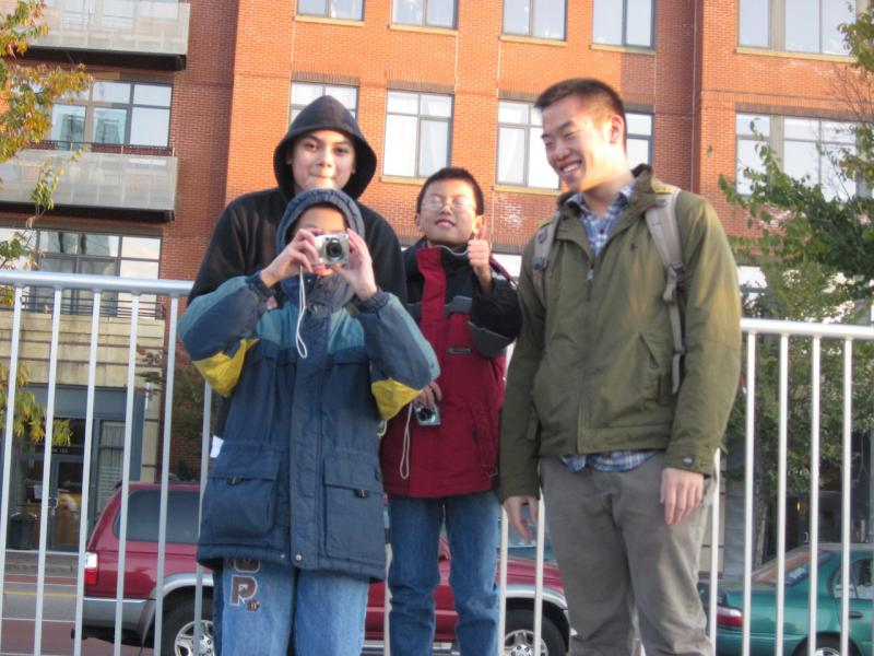 Boston Schweitzer Fellow Alan Hsu created a photography club for students in Chinatown.