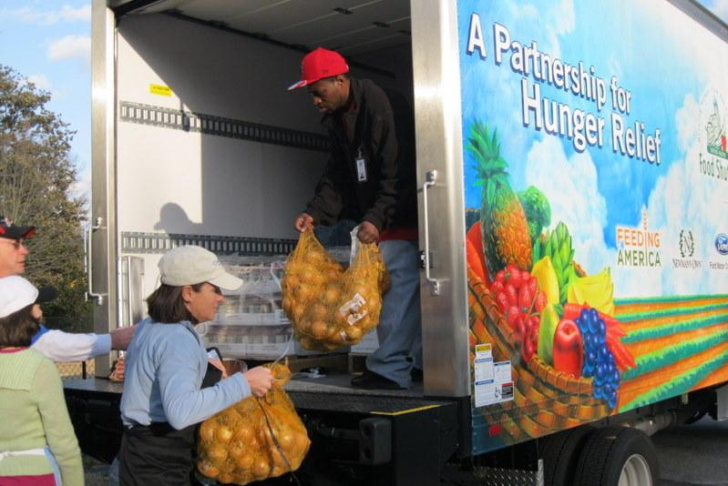 Bringing produce to the people through Mobile Markets