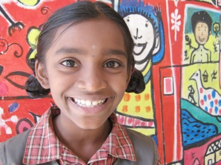 Help Sandyha realize her dreams!