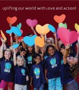 Uplifting our World through Love and Action