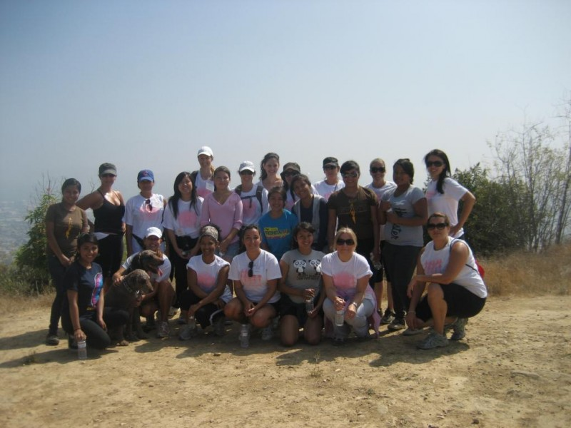 Group Mentoring Activity - Hike w/ Girls Today Women Tomorrow