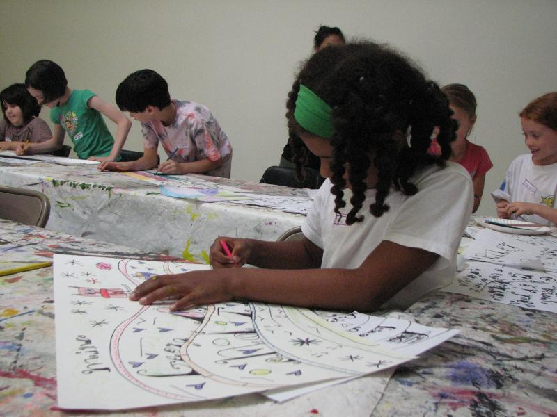 Art League Art Camp