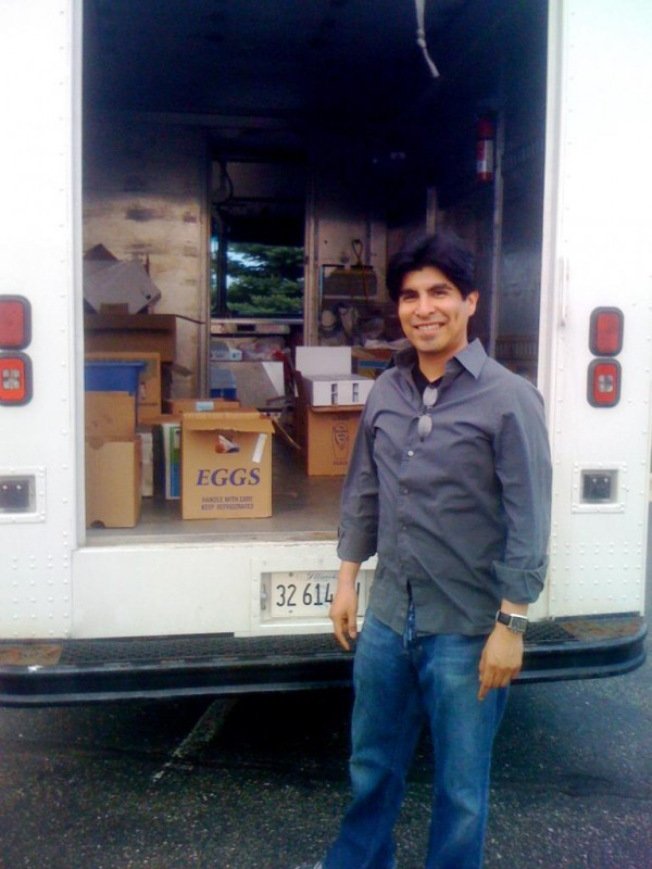 Volunteering for Food Thing Network