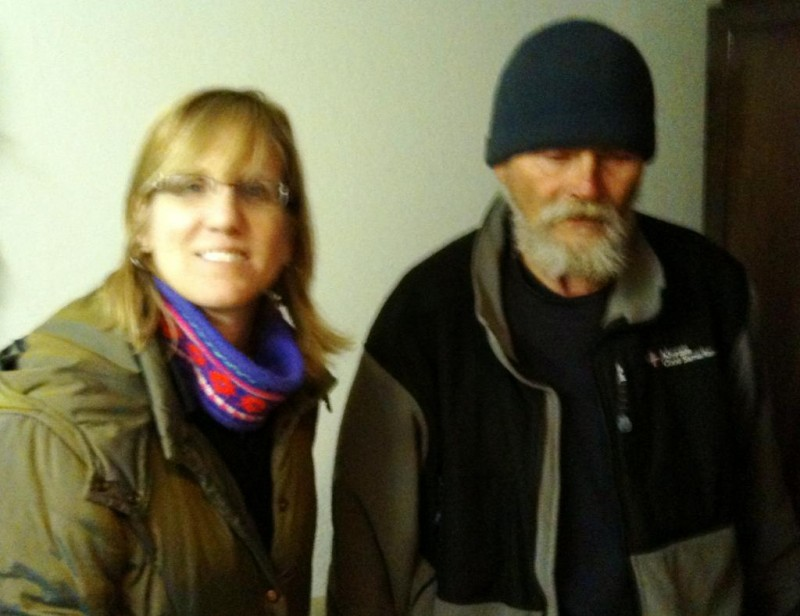 Helping A Disabled Homeless Veteran
