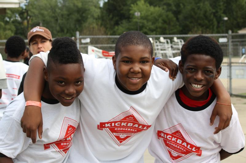 4th Annual Youth Stakeholder Kickball Tournament