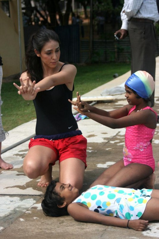 Water Safety Education for School Children