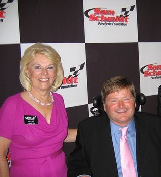 Ida Cahill, President and Sam Schmidt, Founder