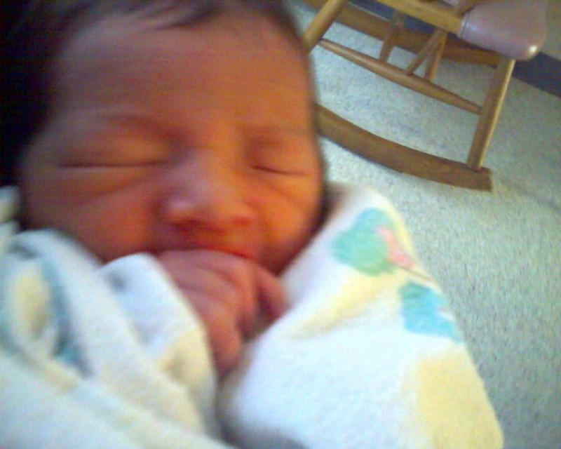 Hours Old