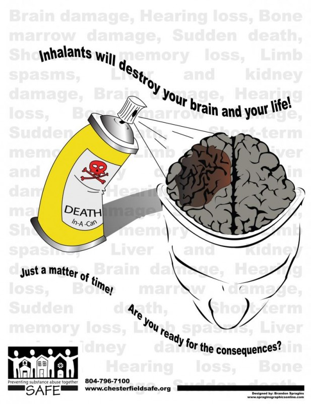 Inhalant prevention