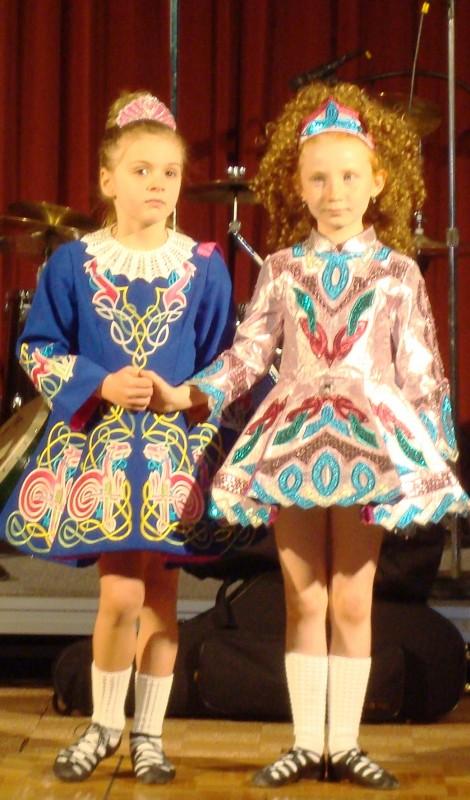 San Patricio Celebration: Irish Dancers