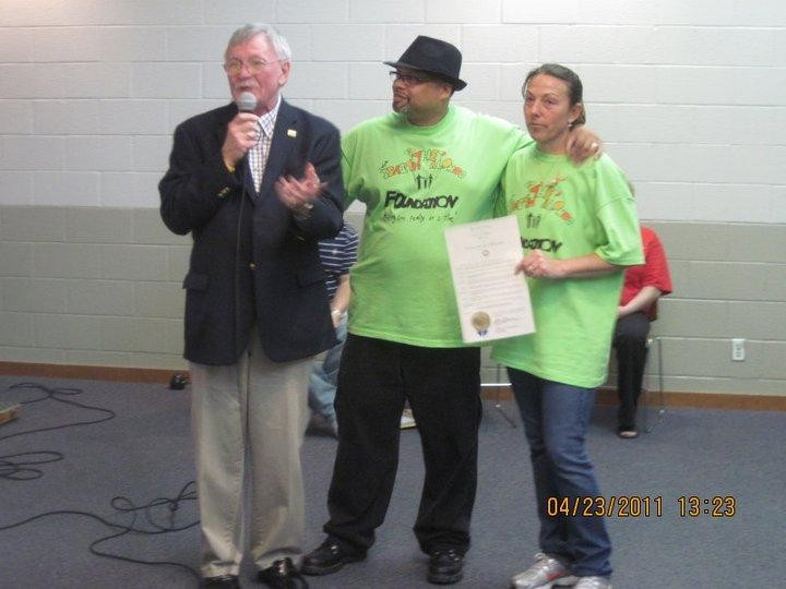 March 23, 2011 proclaimed