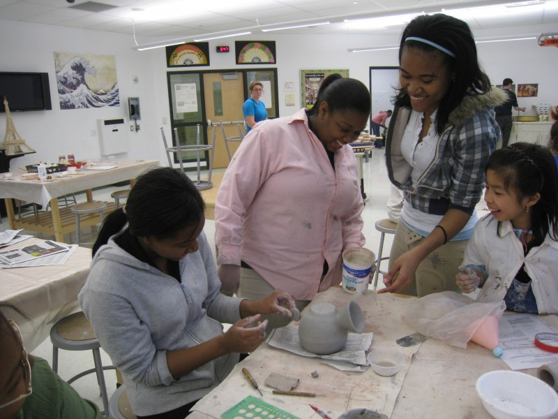 Ceramics Afterschool Program