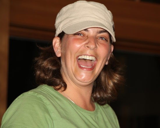 Jaylene, participant & volunteer from Regina, SK, Canada
