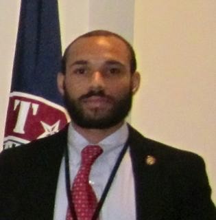 Jerome, volunteer manager in VA