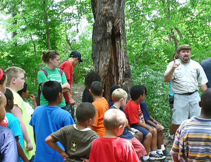 Interactive Nature Hikes